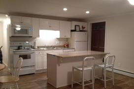 Rental Unit B Kitchen