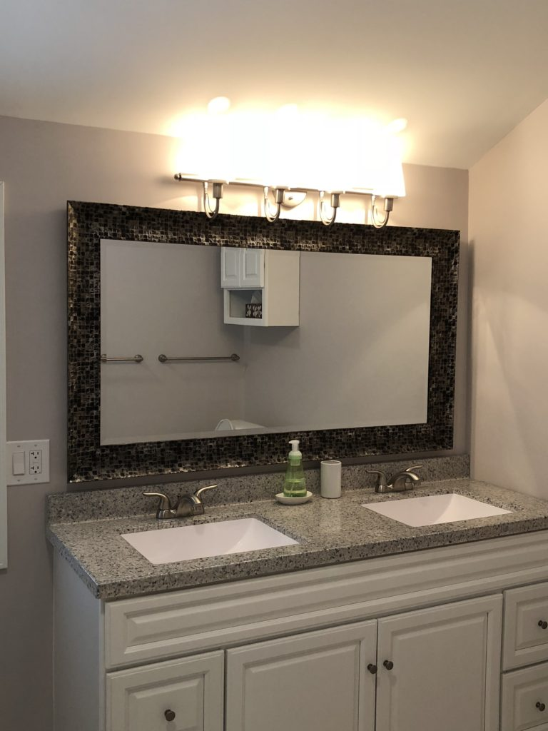 Birds Eye Twin Vanity